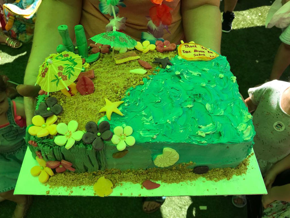 Wonderful cake !