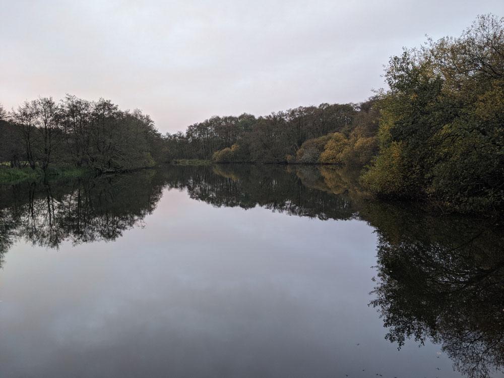 Unzählige Seen gibt es hier zu entdecken