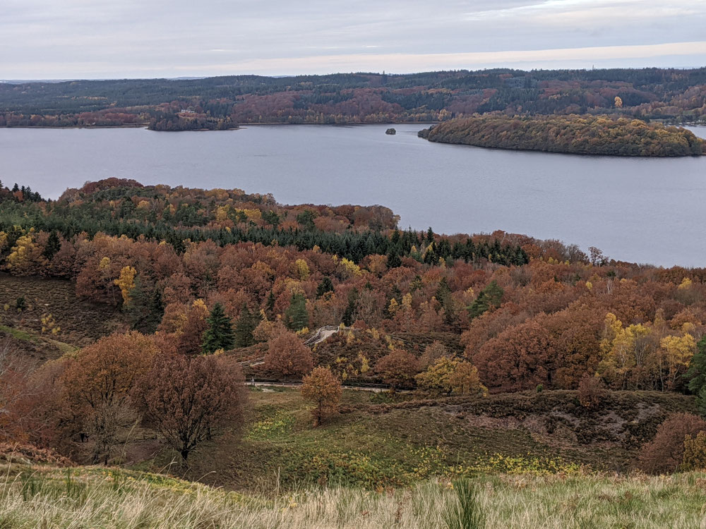 Der Lake District bei Silkeborg
