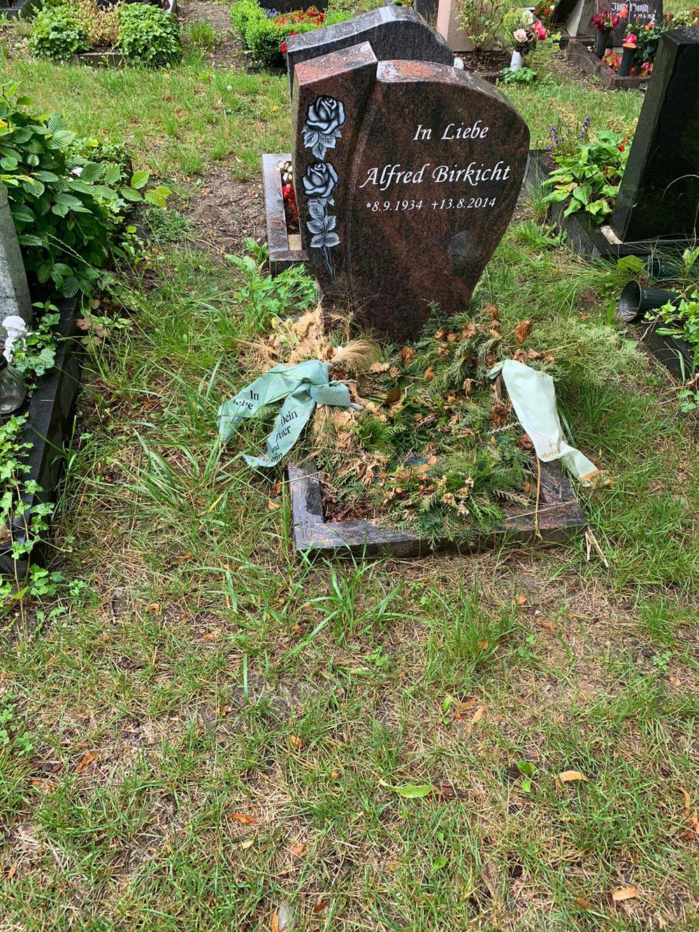 Besuch bei Alfred und Helga Birkicht