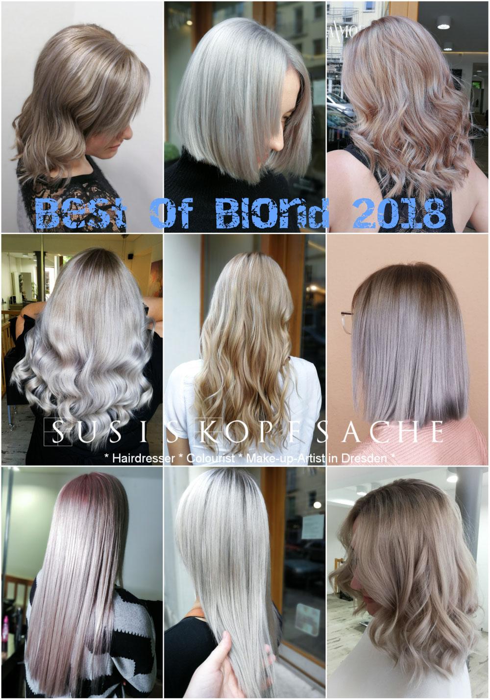 Best of Blond 2018