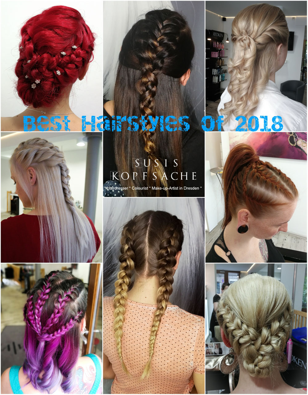 Best Hairstyles 2018