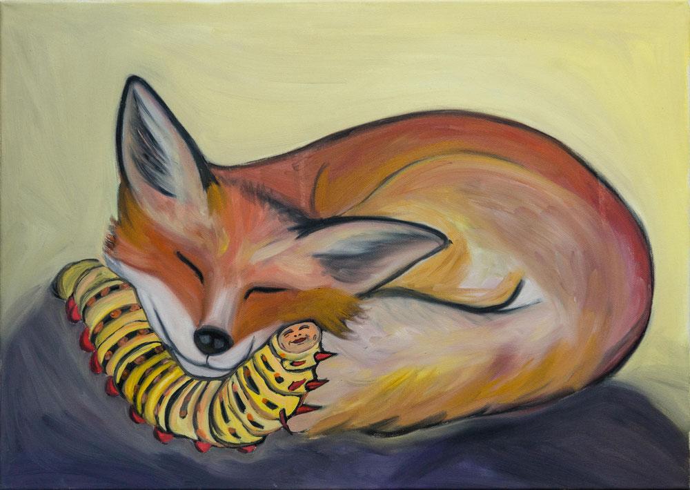 #Kunstrouteehrenfeld, Kunstroute Ehrenfeld, Köln, Cologne Art, Theatherhaus Köln, #lepetitprince #fox