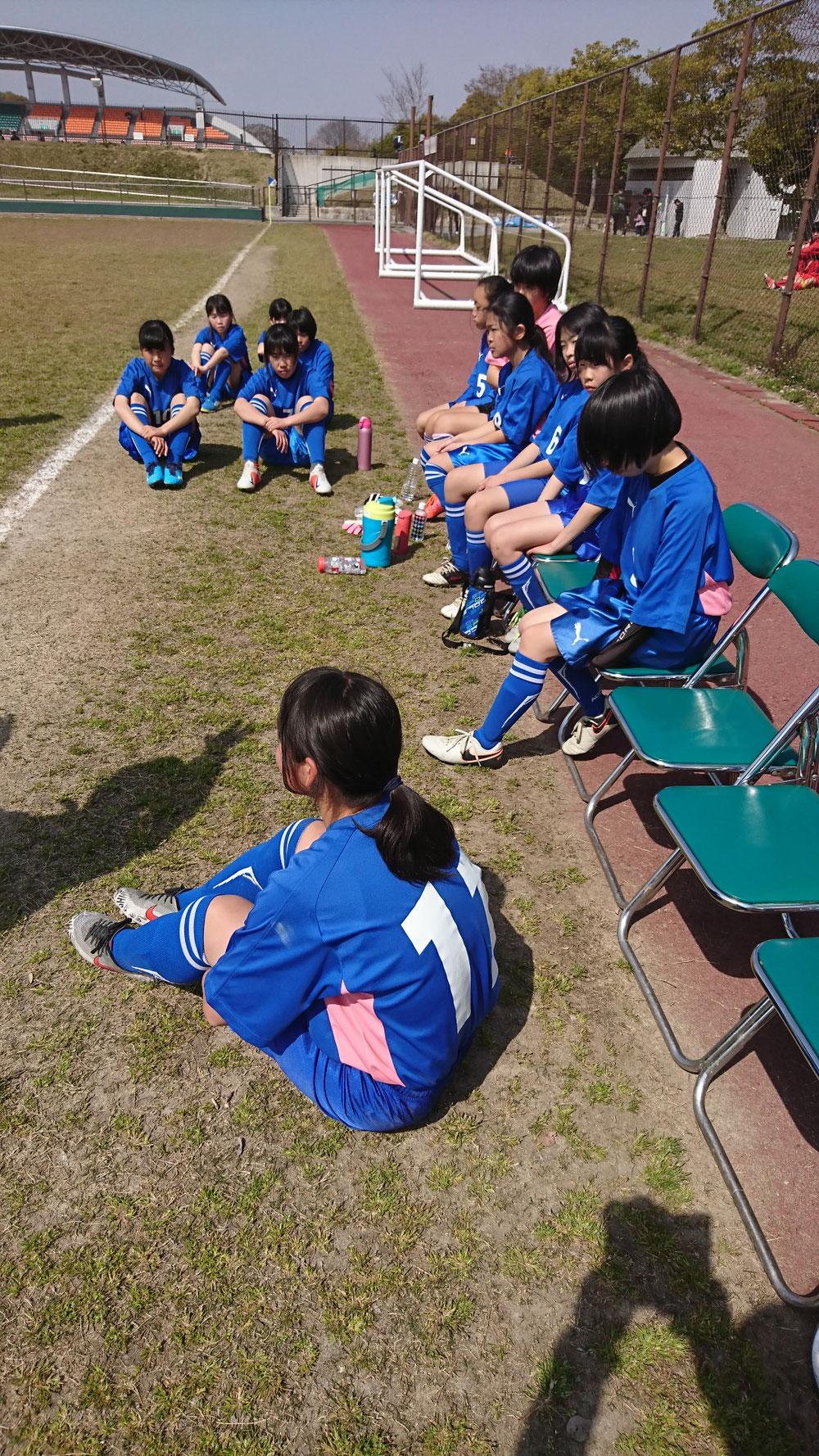vs 一宮FC.JYレディースB