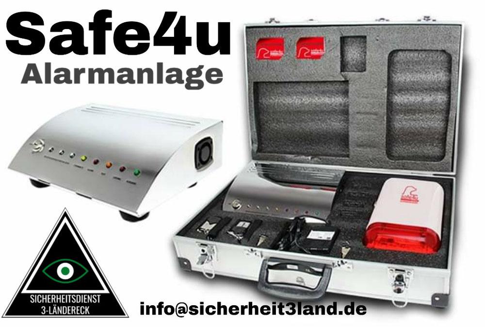 Safe4u - Vertriebspartner