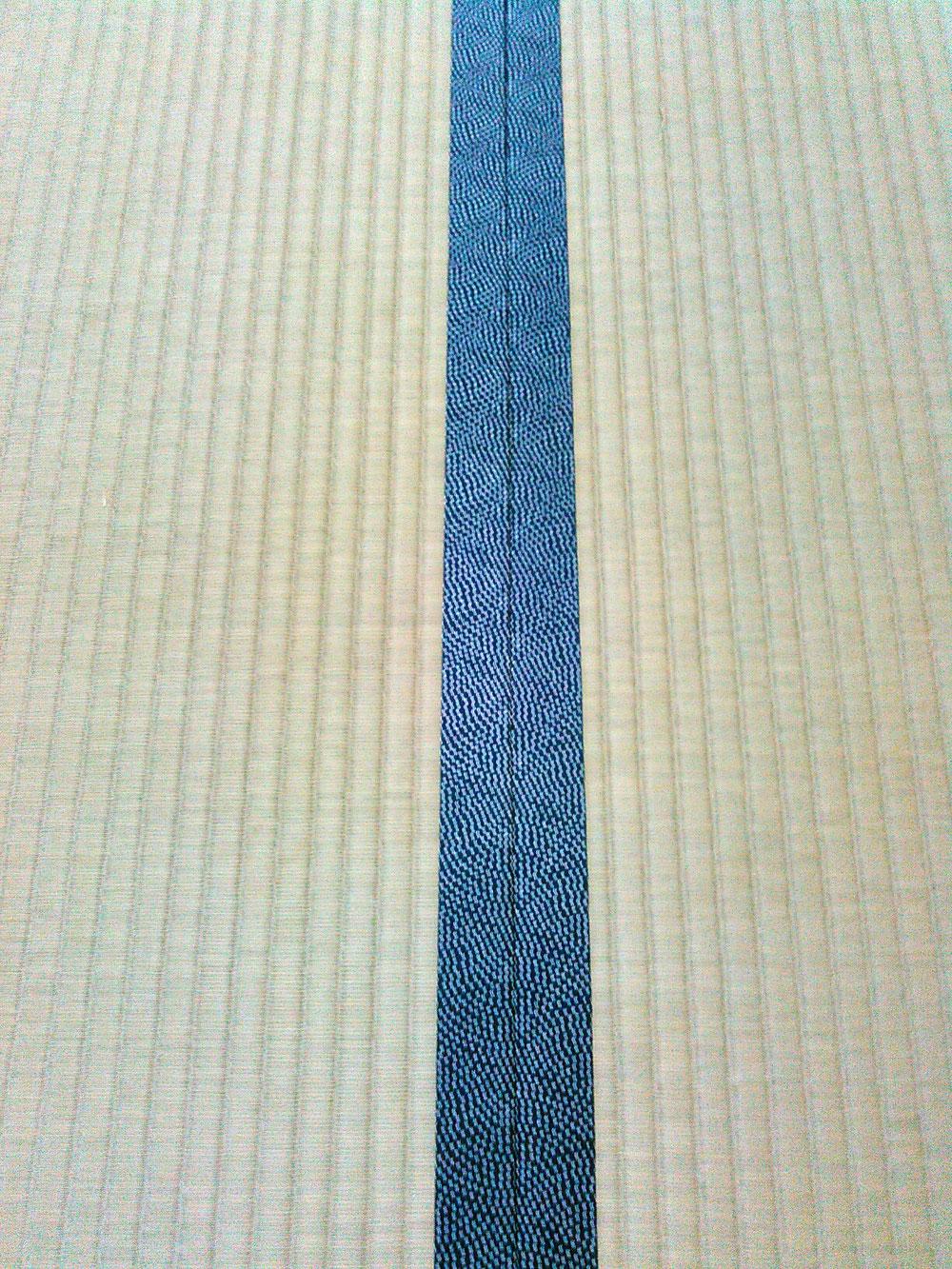 和柄畳縁 鯔背No30です。