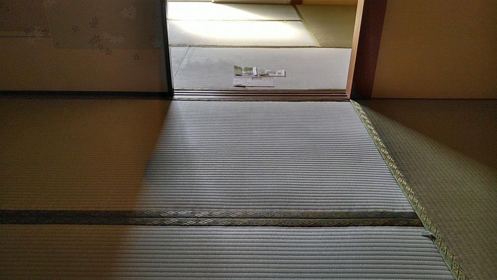 熊本産表を使用して、小田原市内賃貸に納品しました。