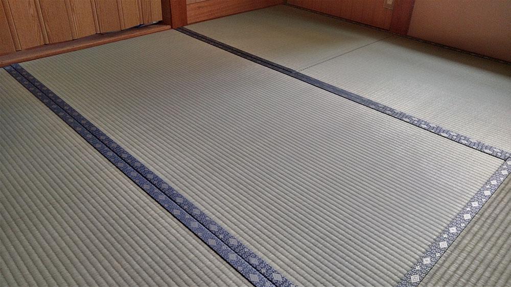 小田原市のお客様へ、新畳を納品しました。