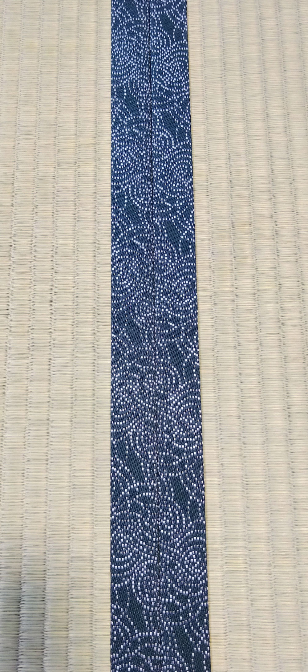 畳縁は、八千代No52を使用しました。