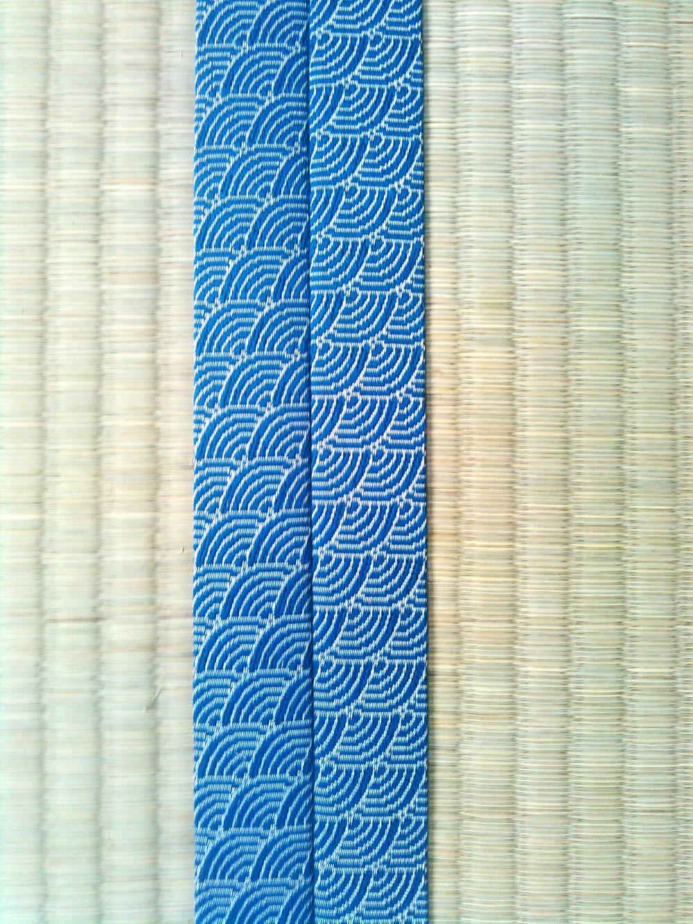 和柄畳縁 八千代No42です。