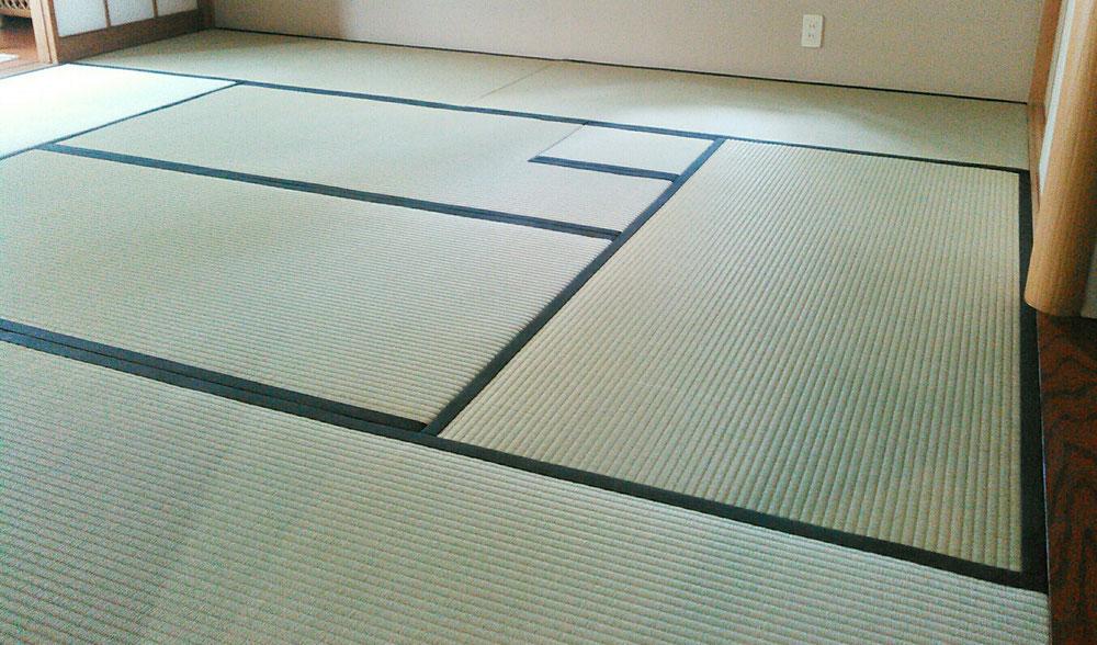 茶道される和室です。