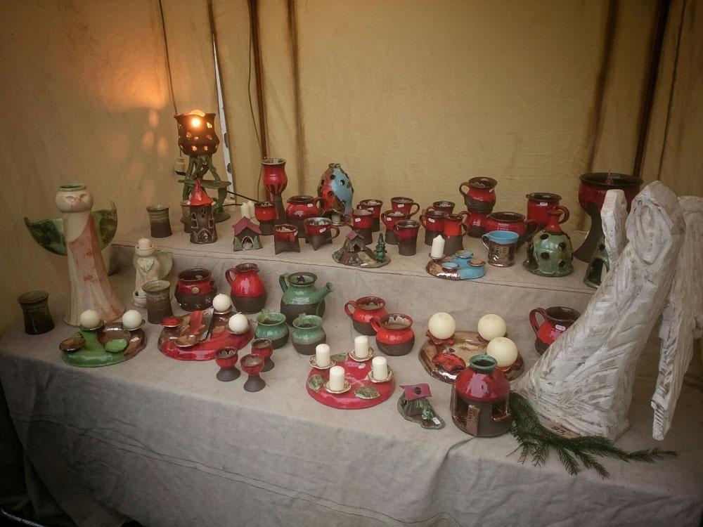 Angebot zum Weihnachtsmarkt im Wehrdigt.