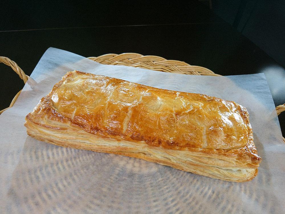 ホワイトルンゼの手作りアップルパイ