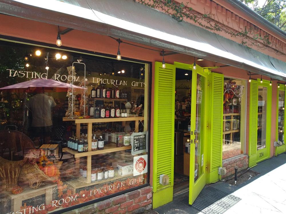 オリーブオイルやバルサミコ酢の専門店