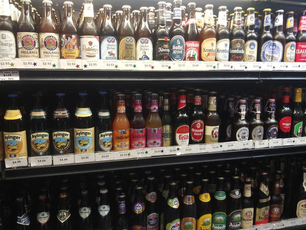 ドイツ=ビールのイメージがあるのは私だけでしょうか?