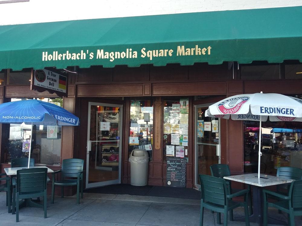 Sanford Downtownのランドマーク「Hollerbach」。