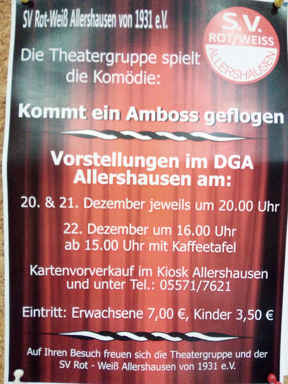 Theater Allershausen 2019