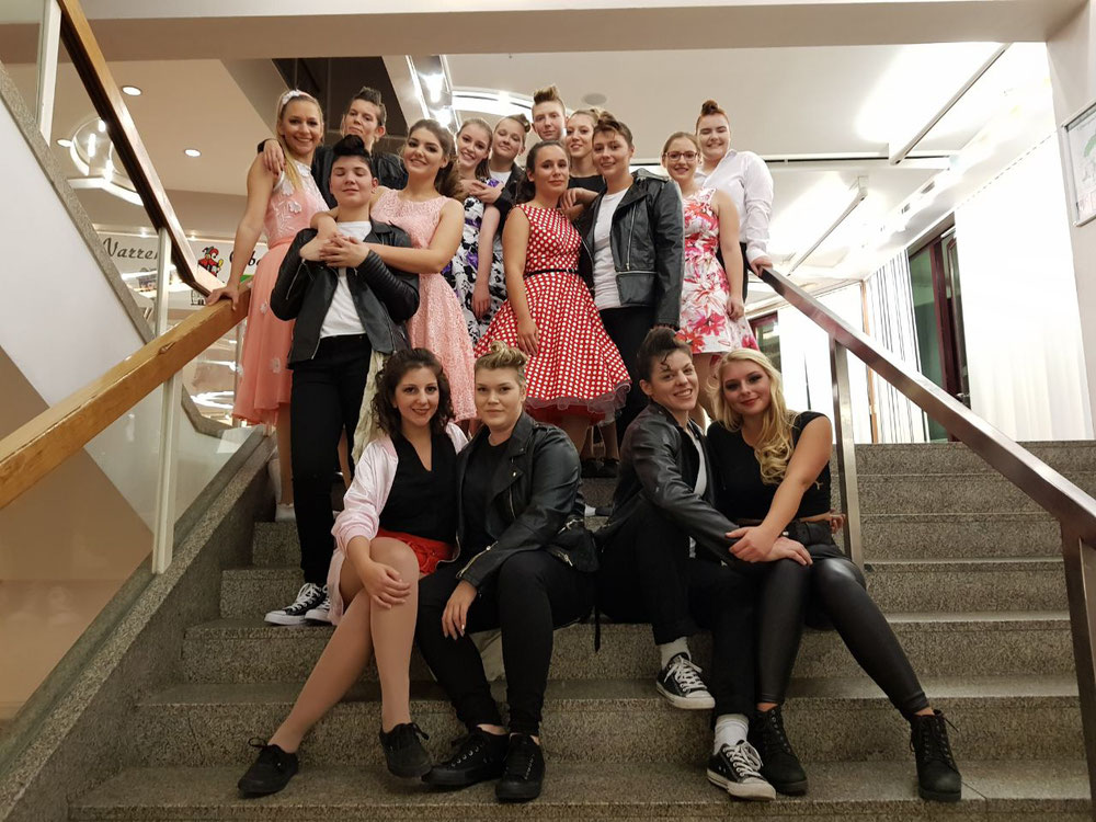 "Showtanz 2017/2018 ""Grease"""