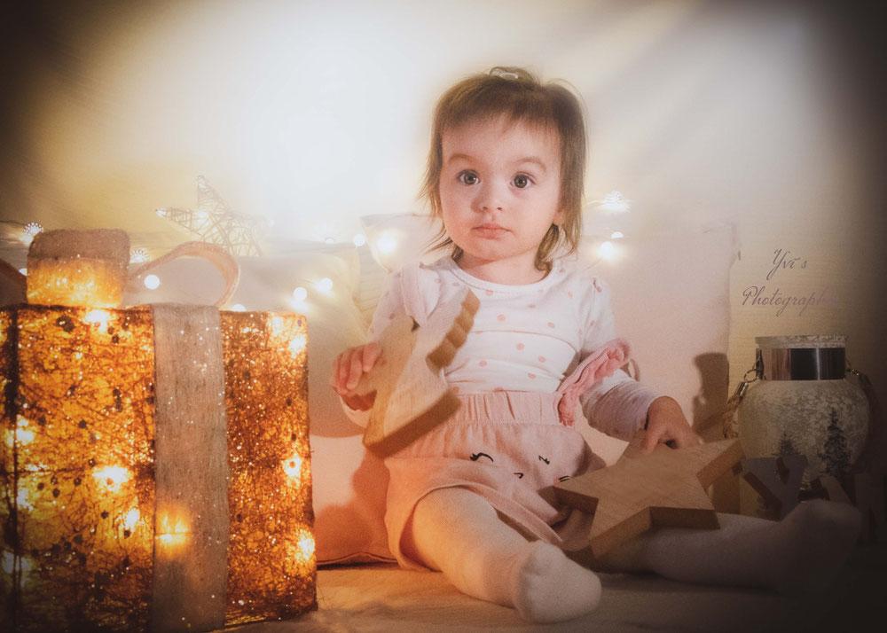 Weihnachtszeit mit den kleinsten