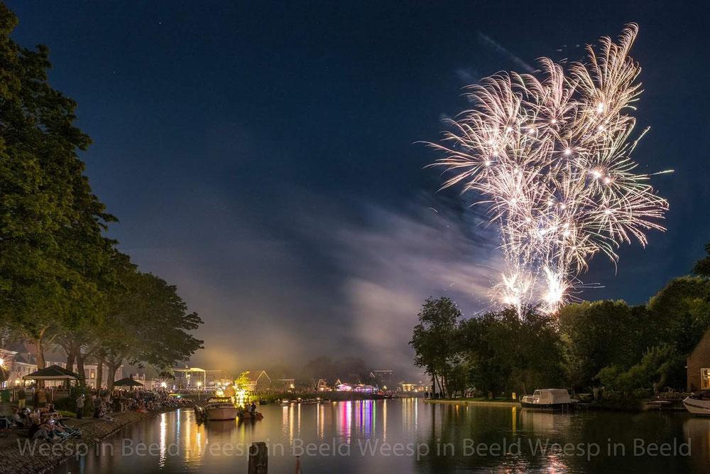 Vuurwerk 29-08-2015 foto door Joris van Kesteren