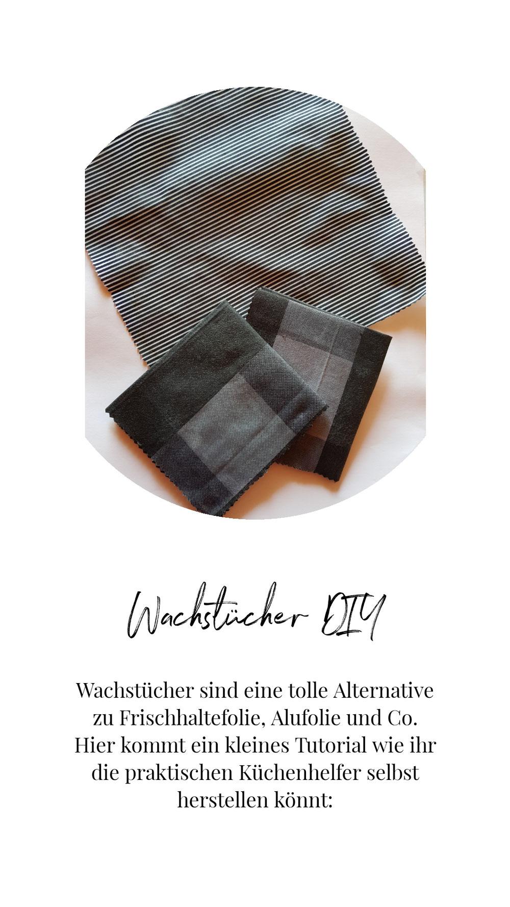 Wachstücher DIY