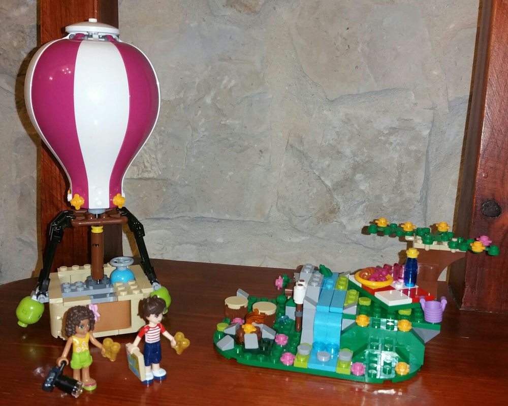 Andrea (Valladolid) Lego Friends