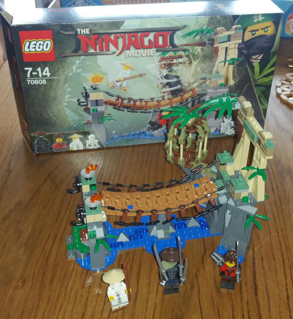 Daniel (Valladolid) Lego Ninjago
