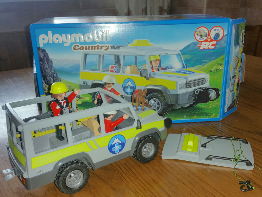 Martín (Valladolid) Playmobil Country