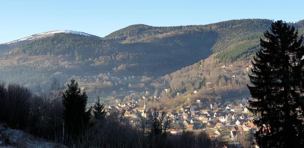 Gaschney und Sattelkopf