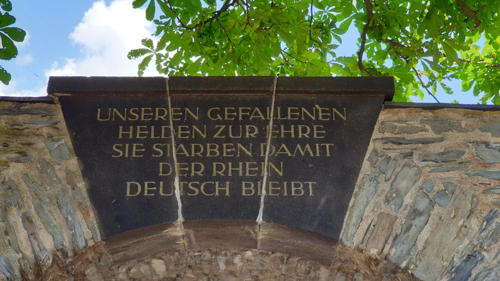 Ehrenfriedhof Andernach