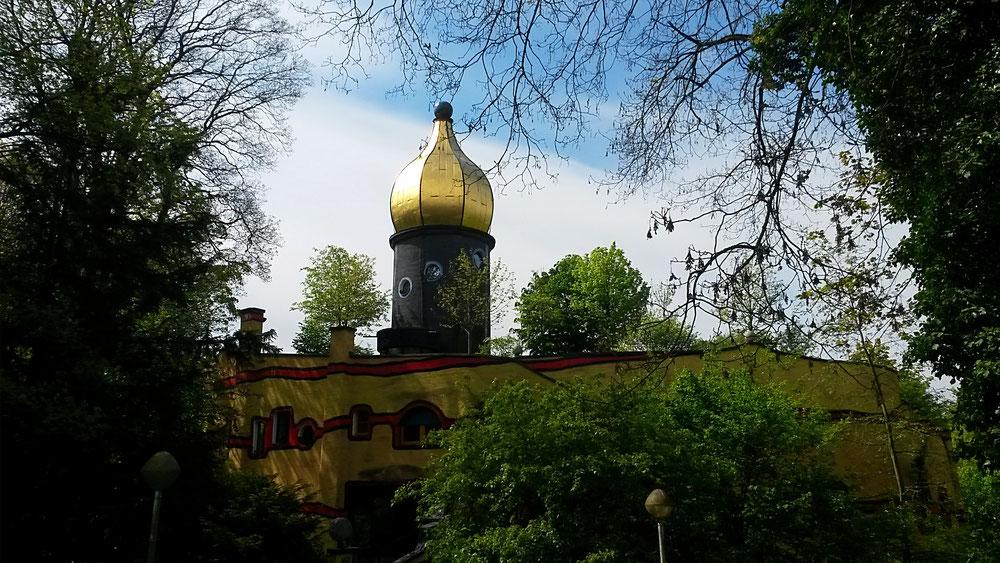 Der Grugapark und das Ronald McDonald Haus