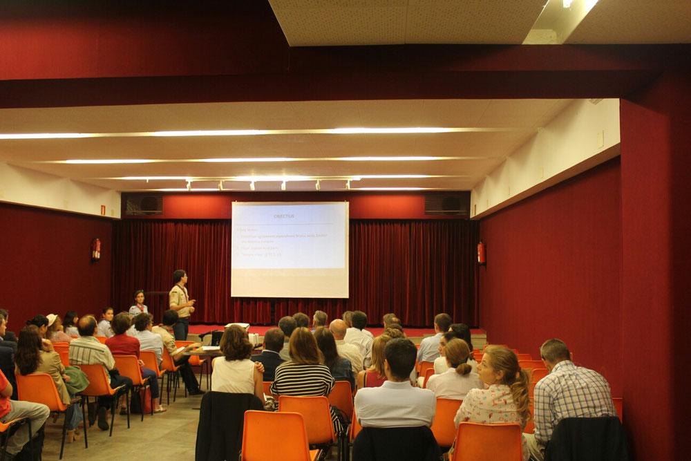 Imatge de la presentació del curs