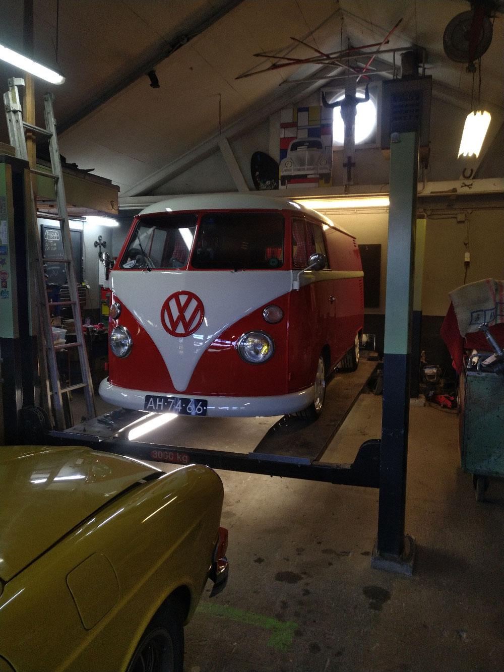 1835. Motor, porsche discs allround, irs ,just needed a Rack & Pinion steering upgrade!