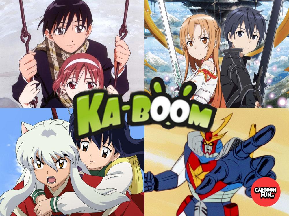 Torna Ka-Boom sul digitale terrestre - Anticipazioni,aggiornamenti