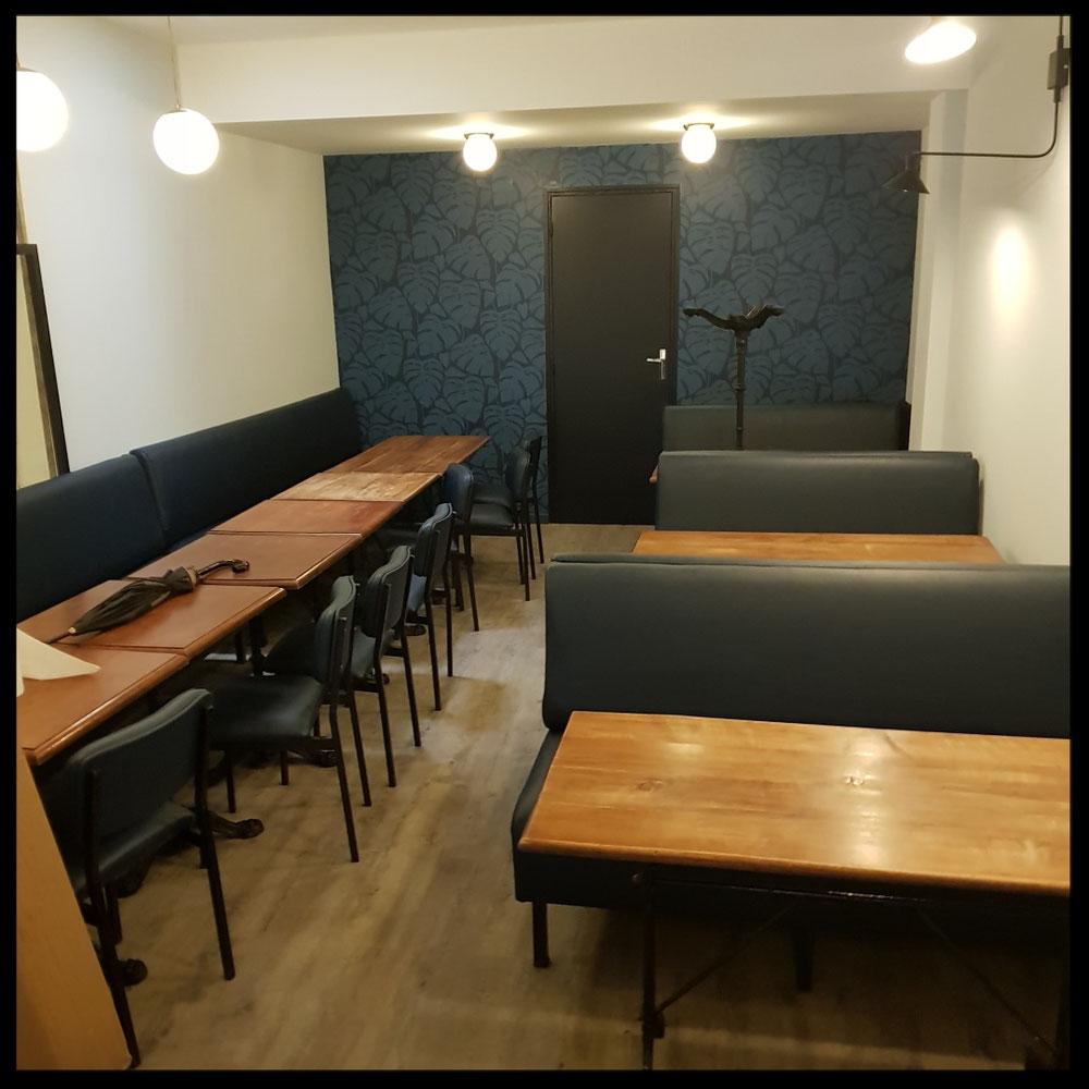 Restaurants le Bartoque 75008 nouveau propriétaire après notre passage