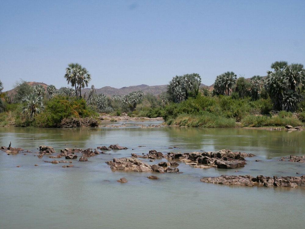 Nochmal der Fluss