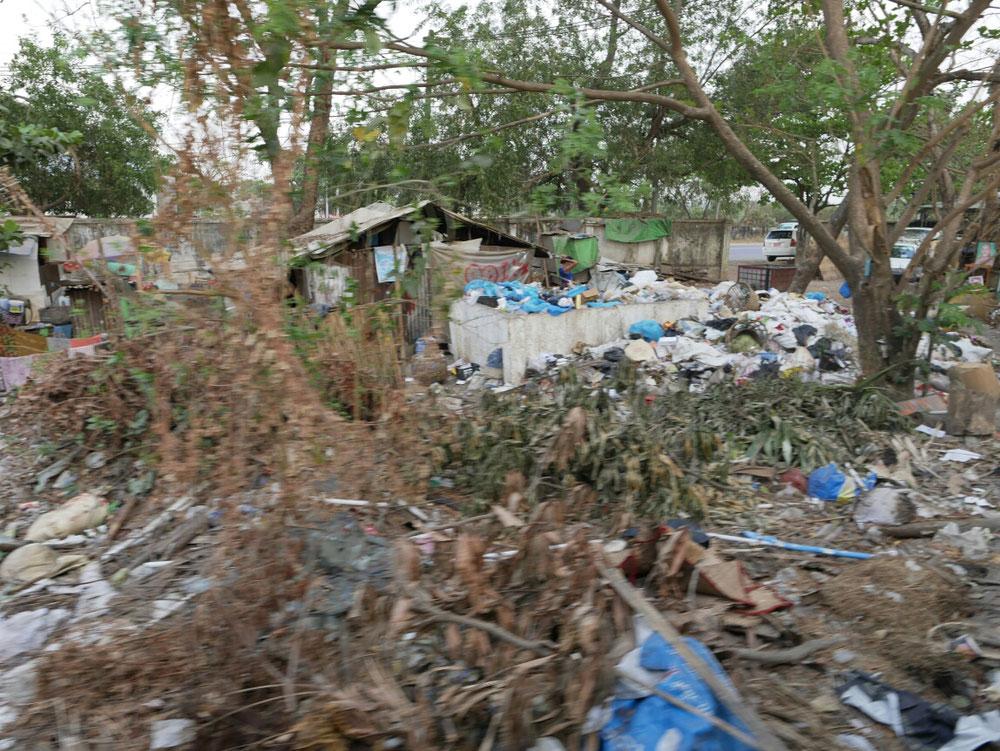 OHA - Überleitung zum bestimmenden Thema in Yangon