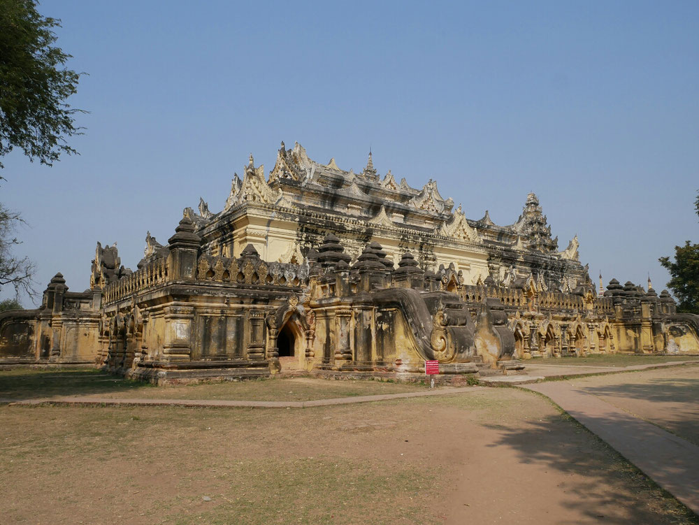 Maha Aungmye Bonzan Kloster