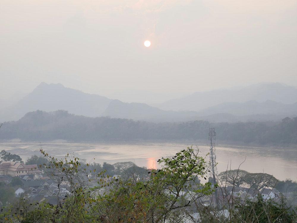 Ich hatte dann doch ein Bild vom wirklich berauschenden Sonnenuntergang gemacht :)
