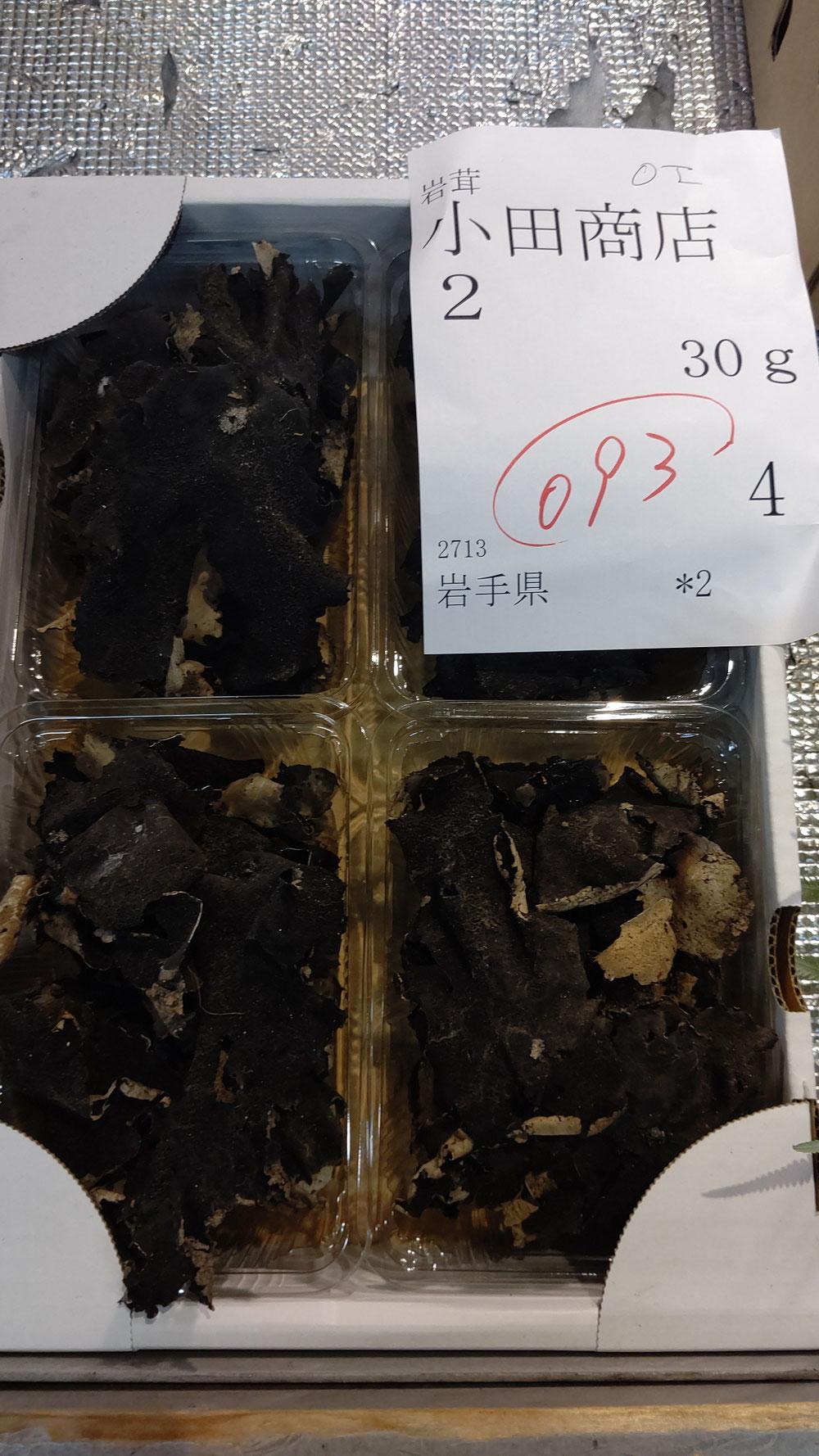 超貴重‼️ 天然岩茸