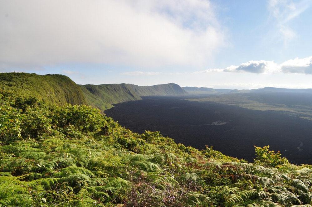 Dr 2. grössti Krater vome aktive Vulkan - sehr ihdrücklich!