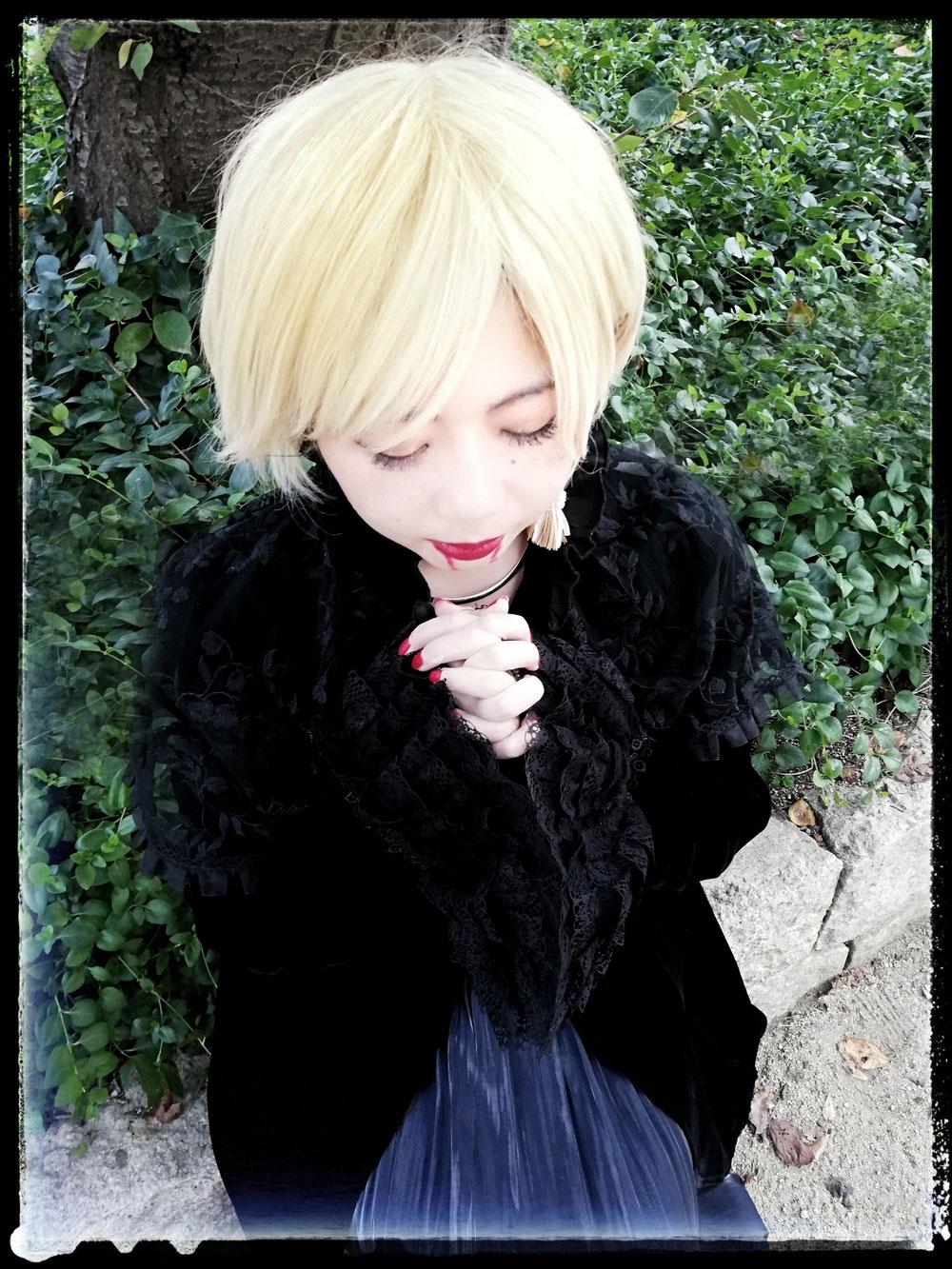 山田 真さんでVampire: Halloween night