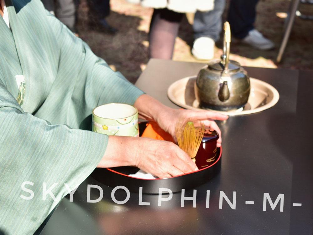 茶の作法は心を清らかにする