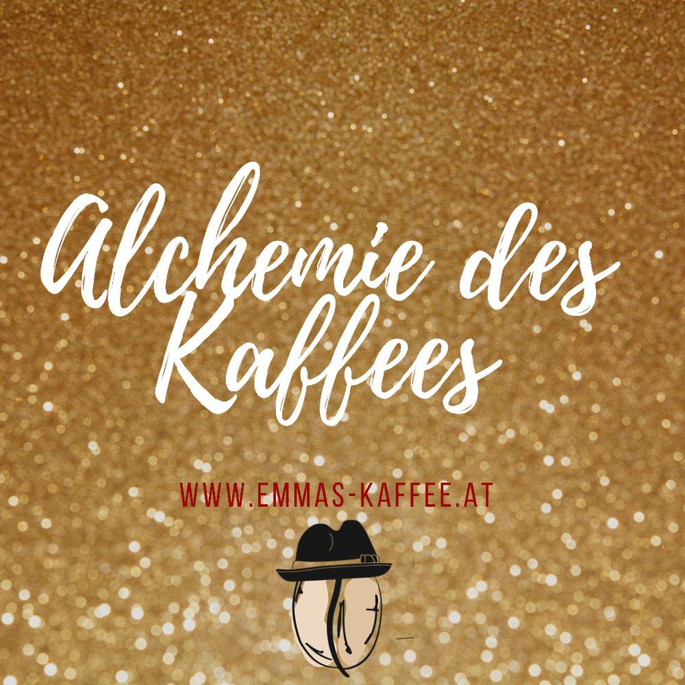 Alchemie des Kaffees