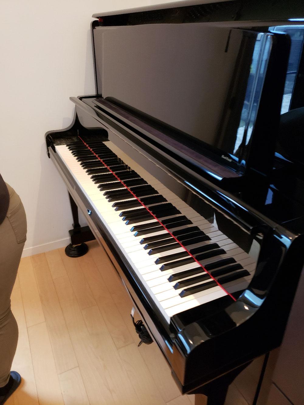 ピアノクリーニングは弊社にお任せ下さい。