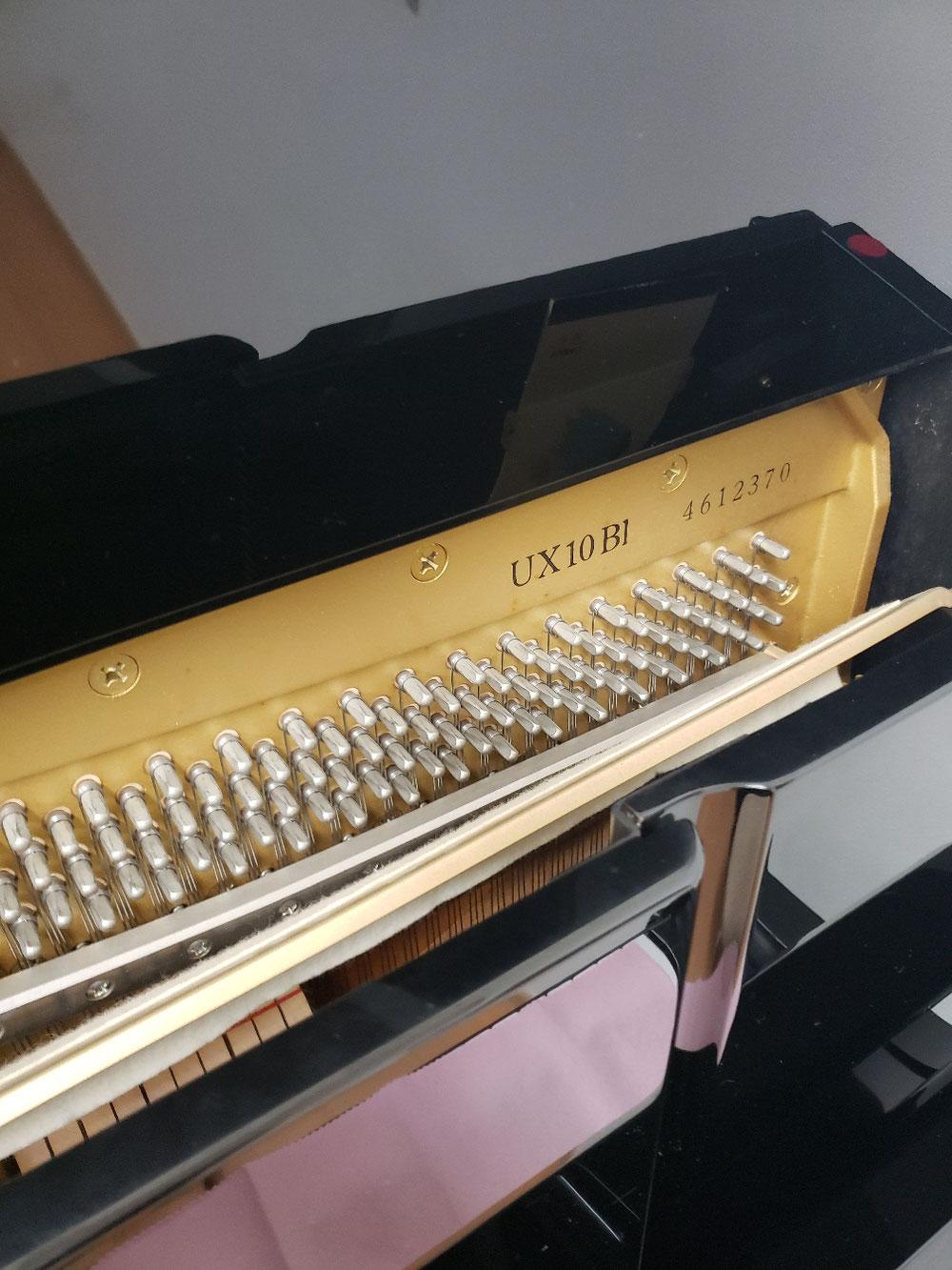 思い出のピアノ、あきらめないで下さい。