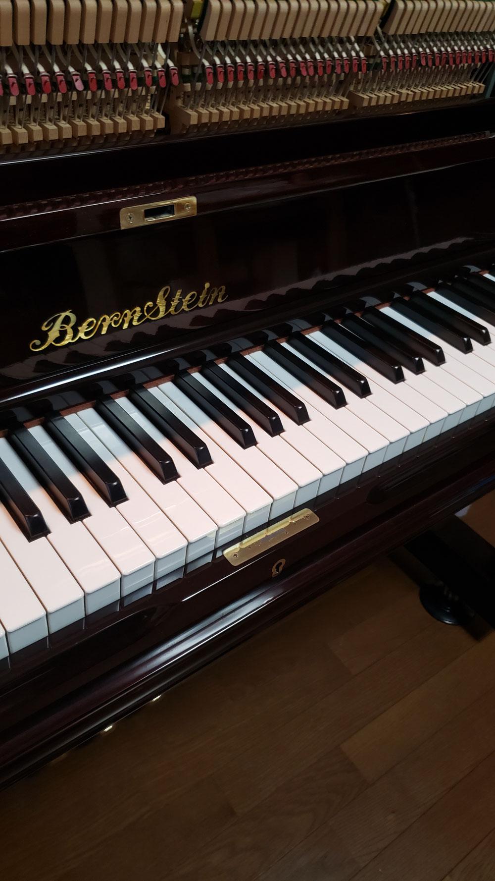 お母さんに買ってもらったピアノが、娘さんへとうけつがれます!