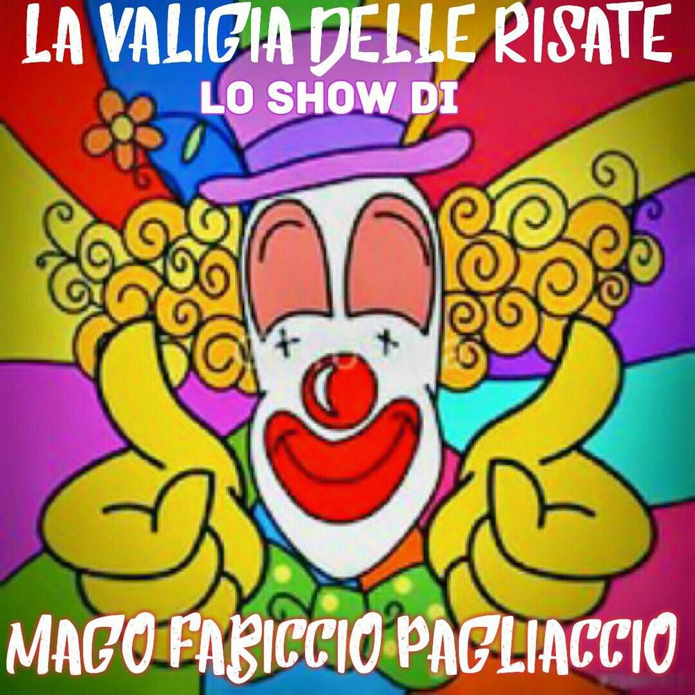 mago fabiccio clown