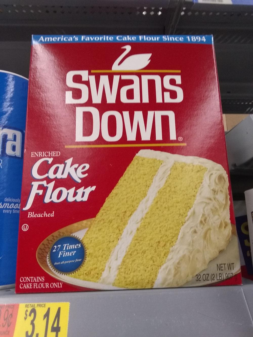 その名も『Swans Down』✨