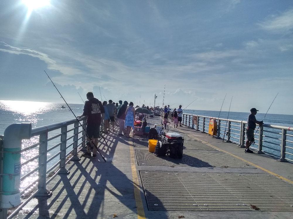 Sebastian Inlet Park Pier